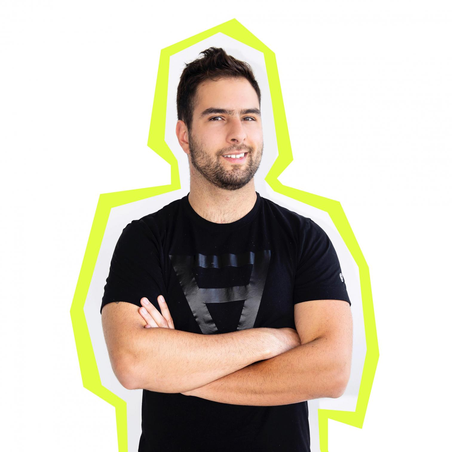 SEBAS | Instructores | VibeCycle